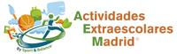 AEM Actividades Extraescolares Madrid Logo